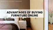 Advantages of Buying Online Furniture