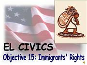 EL Civics #19: Immigrant Rights