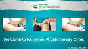 Electrotherapy Treatment in Delhi  Pain Free Physiotherapy Clinic