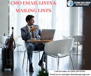 CMO Email Lists & Mailing Lists  List in USA