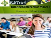 Tutoring Center Near Monroe