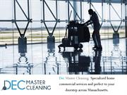 Utilizing Commercial Cleaning Services In Massachusetts