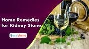 Home Remedies for Kidney Stone