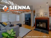 Sienna Renovation: Kitchen Renovation Vancouver - Flooring Vancouver
