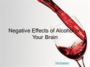 Tim Fogliano   Psychological Effects of Alcohol
