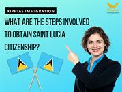 WHAT ARE THE STEPS INVOLVED TO OBTAIN SAINT LUCIA CITIZENSHIP_