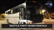 Affordable Party Bus Service in Seattle