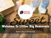 Littles Big Removals presentations