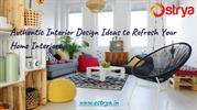 Design Ideas to Refresh Your Home Interiors