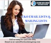 CKO Email List & Mailing List