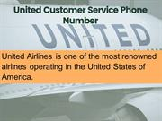 the most renowned airlines operating in the United States of America