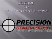 Chicago Dent Repair | Precision Dent Removal