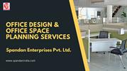 Office Space Planning Services | Vadodara | India | Spandan