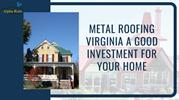 Does a Metal Roof Increase Home Value?   Alpha Rain