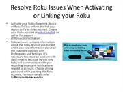 How to Activate & Setup Your Roku Device by Roku.com/link?