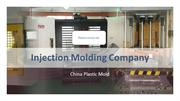 China Plastic Mold And Injection Molding Company