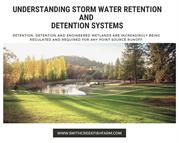 understanding stormwater retention & detention systems -Smith creek
