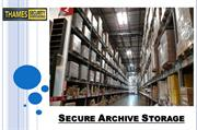 Secure Archive Storage