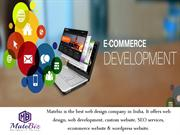 Ecommerce Website Design Services For Boost Your Online Business
