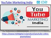 Get the best YouTube Marketing in India