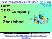 Which is best seo company in ghaziabad