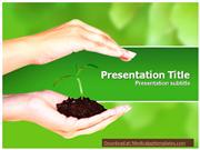 Leaf Powerpoint Templates