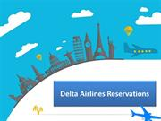 Delta Airlines Toll-Free Number +1-888-896-9657