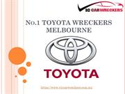 Get the Highest Cash for Your Toyota Cars