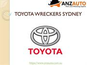 Find the Best Toyota Car Wreckers in Sydney