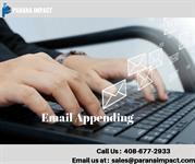 Email Appending Services| Email Append| Email Append Service in USA
