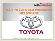 Toyota Car Wreckers Melbourne