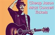 Cheap Jason Mraz Concert Tickets