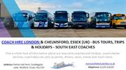 Services Provided by South East Coaches Company