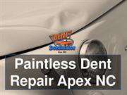 Looking for a Paintless Dent Repair Apex, NC? Contact Dent Dominator!