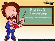 70-764 Dumps - 70-764 Questions Answers - Exam4Help
