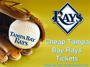 Tampa Bay Rays Tickets Cheap | Tampa Bay Rays Tickets Promo Code