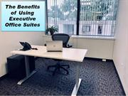 The Benefits of Using Executive Office Suites