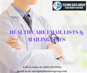 Healthcare Email Lists and Mailing Lists