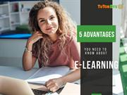 Advantages you need to know about E-learning-TutorEye