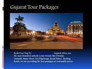 Gujarat Tour Packages