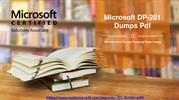 Latest DP-201 Dumps Pdf - Valid Microsoft DP-201 Exam Questions
