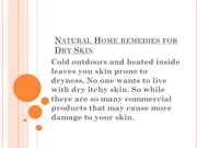 How to get rid of Dry Skin | Home Remedies for Dry Skin