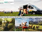 Make The Most Of Your Road Trip While Traveling In A Campervan