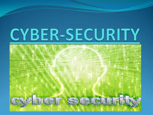 Cyber Crime And Cyber Security |authorSTREAM