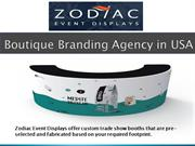 Trade Show Booth Manufacturers-Zodiac Event Displays