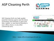 ASP Cleaning Perth Services