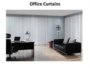 Buy Best Office Curtains Abu Dhabi