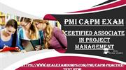 Get Real PMI CAPM Exam Questions | PMI CAPM Question Answers