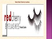 Best Red Cherry Lashes
