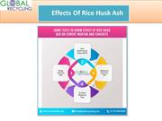 rice husk ash suppliers